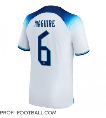 Englanti Harry Maguire #6 Kotipaita EM-Kisat 2020 Lyhyet Hihat