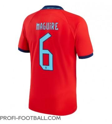 Englanti Harry Maguire #6 Vieraspaita EM-Kisat 2020 Lyhyet Hihat
