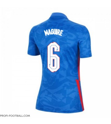 Englanti Harry Maguire #6 Vieraspaita Naisten EM-Kisat 2020 Lyhyet Hihat