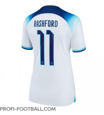 Englanti Marcus Rashford #11 Kotipaita Naisten EM-Kisat 2020 Lyhyet Hihat