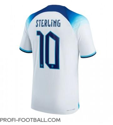 Englanti Raheem Sterling #10 Kotipaita EM-Kisat 2020 Lyhyet Hihat