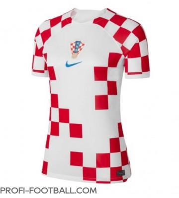 Kroatia Kotipaita Naisten EM-Kisat 2020 Lyhyet Hihat