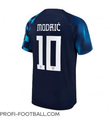 Kroatia Luka Modric #10 Vieraspaita EM-Kisat 2020 Lyhyet Hihat