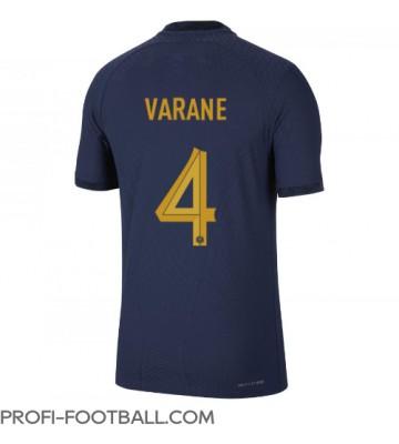 Ranska Raphael Varane #4 Kotipaita EM-Kisat 2020 Lyhyet Hihat