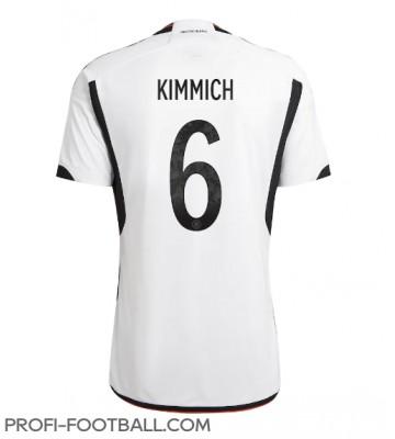 Saksa Joshua Kimmich #6 Kotipaita EM-Kisat 2020 Lyhyet Hihat