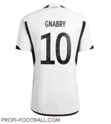Saksa Serge Gnabry #10 Kotipaita EM-Kisat 2020 Lyhyet Hihat