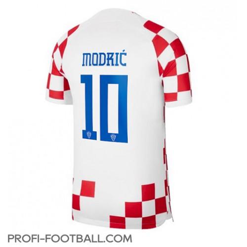 Kroatia Luka Modric #10 Kotipaita EM-Kisat 2020 Lyhyet Hihat