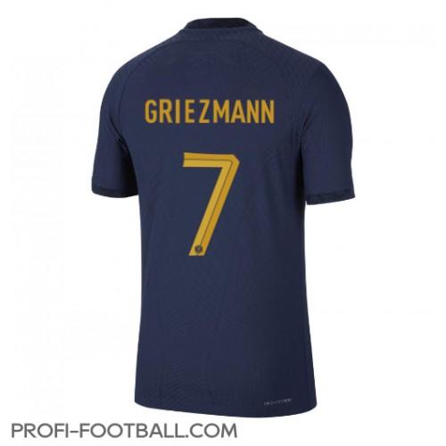 Ranska Antoine Griezmann #7 Kotipaita EM-Kisat 2020 Lyhyet Hihat